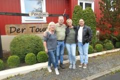 Annemarie, Arend, Annalien en Nico