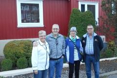 Corrie, Peter, Elimar en Jan