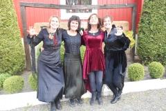 De Heksen Ingrid, Annelies, Lia en Yvonne