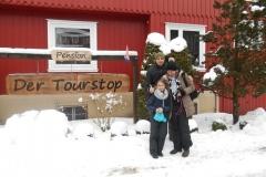 Dirk, Pia und Claudia