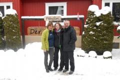 Doris, Tomke und Frank