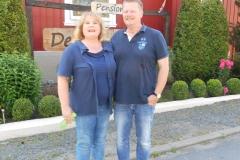 Jeanette en Erik