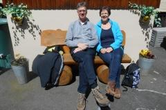 Percy en Jolanda april 2017