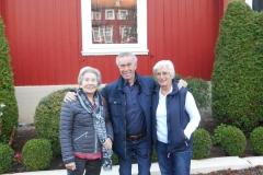 Tante leny, Michel en Tante Virgenie