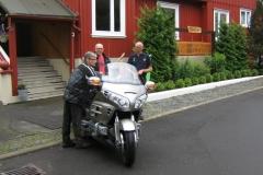 Our Motorguests/Onze motorgasten/Unsere Motorradgäste