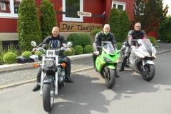 Cyril, Dick en Menno