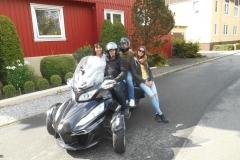 Ed, Tessa, Fabian en Sofie