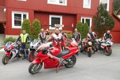 Ewald, Paul, Willem, Gerald, Martin, Arjan en Eric