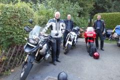 Guido, Marcel en Maarten