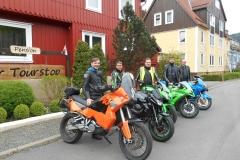 Jorian, Koert, Maarten, Arie en Jan