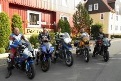 Laurens, Jan, Ed, Pieter en Frans